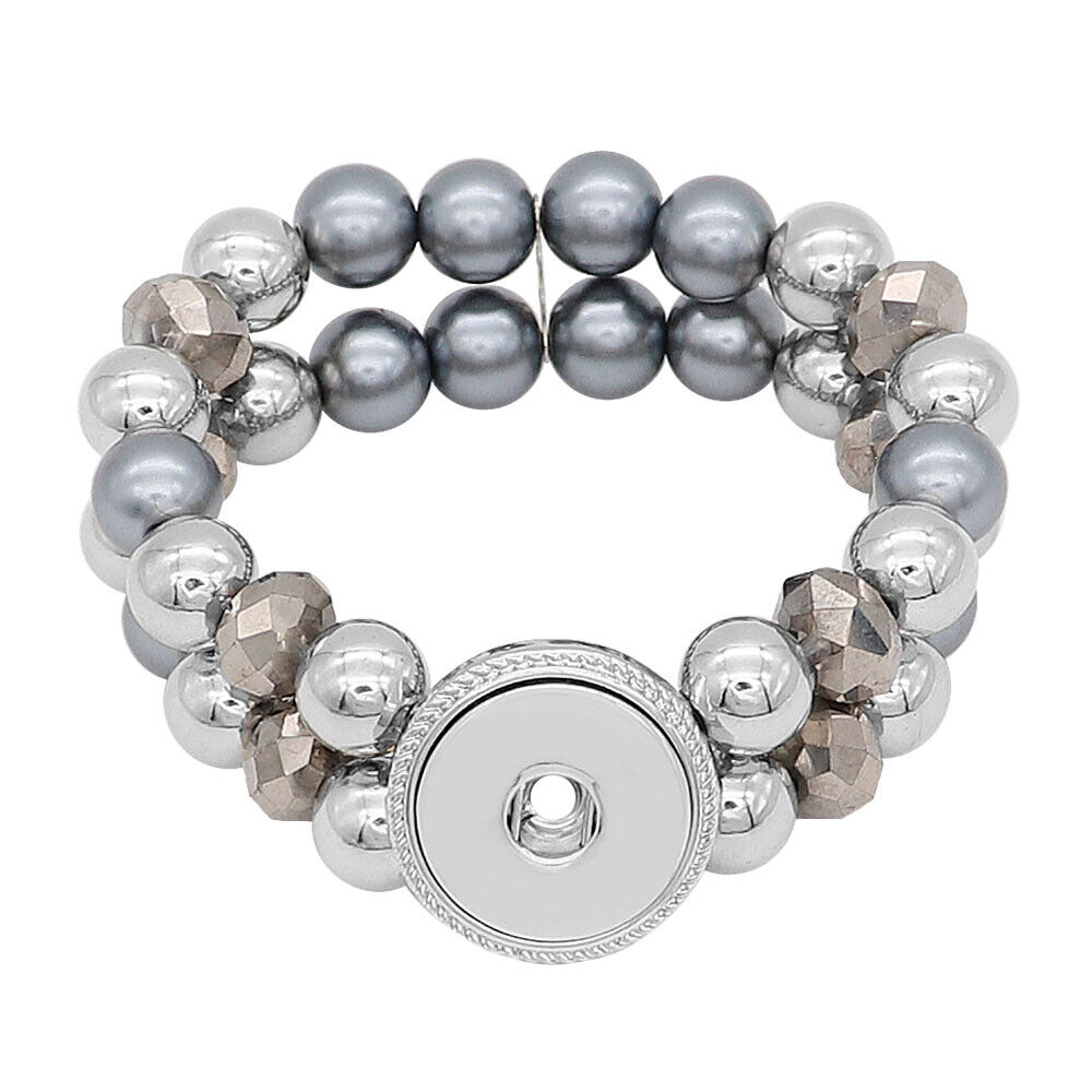 Genuine Snap-It Button For Snaps Style Bracelet **Combined Shipping Available**