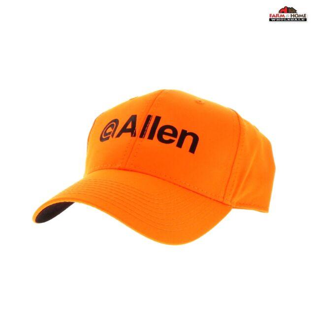 a9a0ce22928 Ball Cap Hunters Orange Allen BRAND for sale online