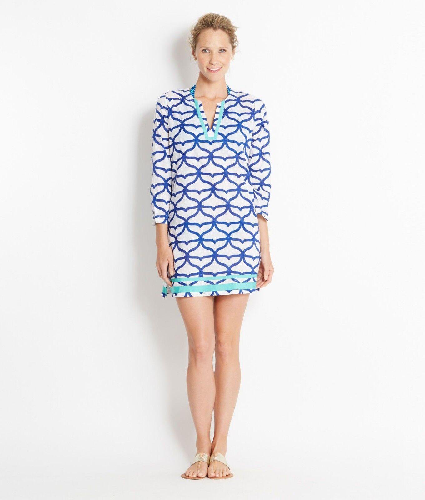 Vineyard Vines Whales Tail tunic dress Sz XXS