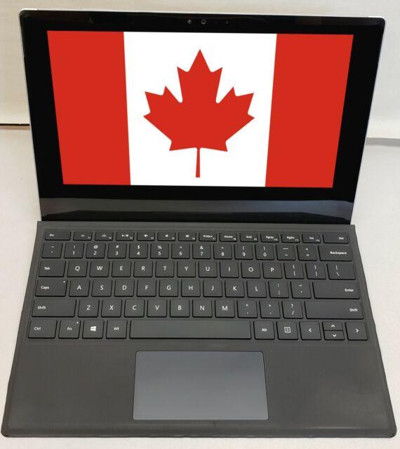 Microsoft Surface Pro 4 ( 2736x1824) Corei5 ( 6th Gen) 256GB SSD  Windows 10 sp