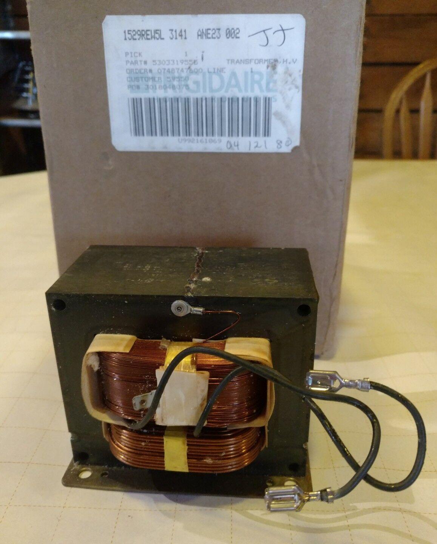 High Voltage Transformer part   5303319555