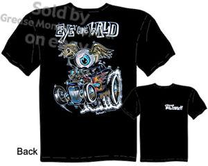 Hot-Rod-T-shirt-32-1932-Ford-Clothing-Tattoo-Kustom-Kulture-Tee-M-L-XL-2XL-3XL