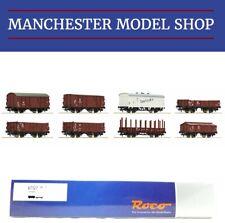 Fleischmann 530001 HO 1:87 Packwagen Pwg freight escort van DR Era IV NEW BOXED