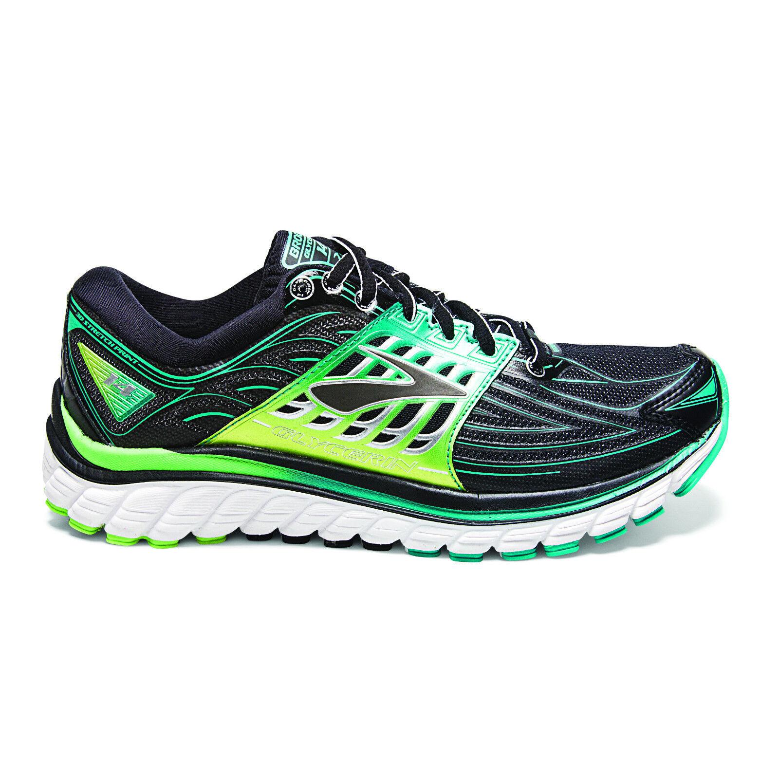 Bona Fide Brooks Glycerin 14 femmes Fit Running chaussures (B) (064)