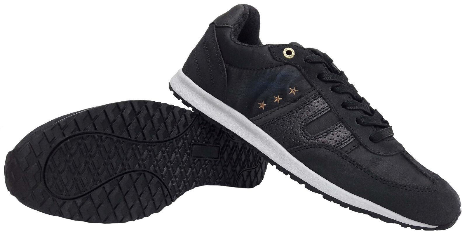 Pantofola d'Oro Acadia Low Damen Leder Sneaker Gr. Schuhe 38 Used Look Freizeit Schuhe Gr. f3cbc0