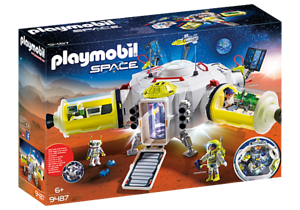 Playmobil-Space-9487-Mars-Space-Station-MIB-New
