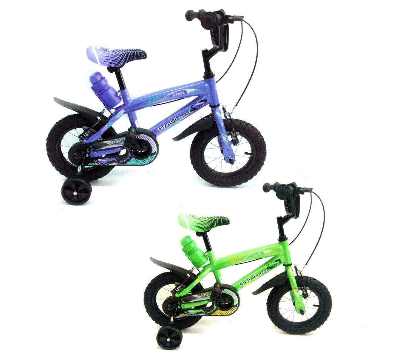 Bicicletta bambino GRAN PRIX taglia  12 RS1212 bici bimbo RESET età 2 - 5 anni  designer online