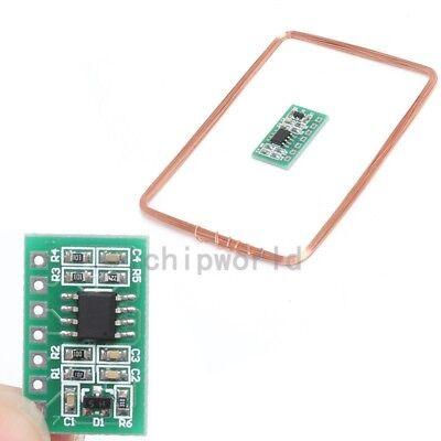 EM4100 RFID 125KHz ID Reader Access Control System Reading Card ModuleTTL UART