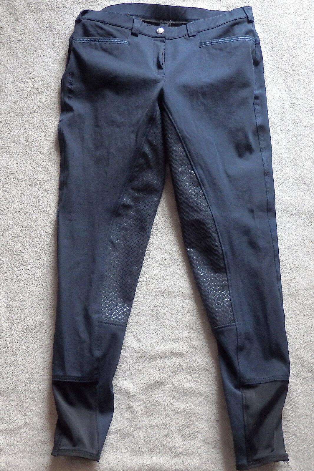 Donna Pantaloni Montala, 34 Grip guarnizione in pieno, Tg. 80, Blu, Lavarella, UVP 99,90  786