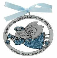 Blue Angel Crib Medal (cm16b) Pewter