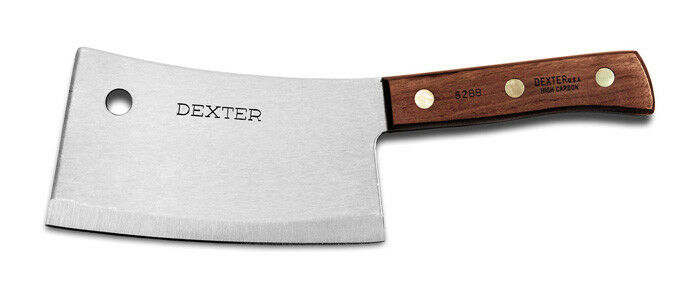 Dexter Russell S5288 Stainless Cleaver 8  - 08230 (Chopping Knife)