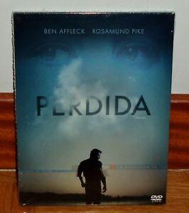 PERDIDA-GONE-GIRL-DVD-NUEVO-PRECINTADO-DRAMA-SUSPENSE-THRILLER-SIN-ABRIR-R2