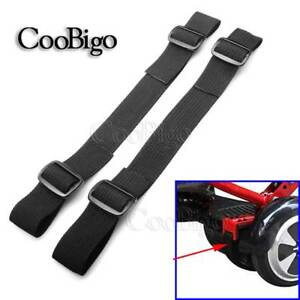 EverCross Hoverboard Kart Accessories Adjustable Replacement Straps for Hoverboard Seat Attachment Hover Kart Hoverboard Attachment