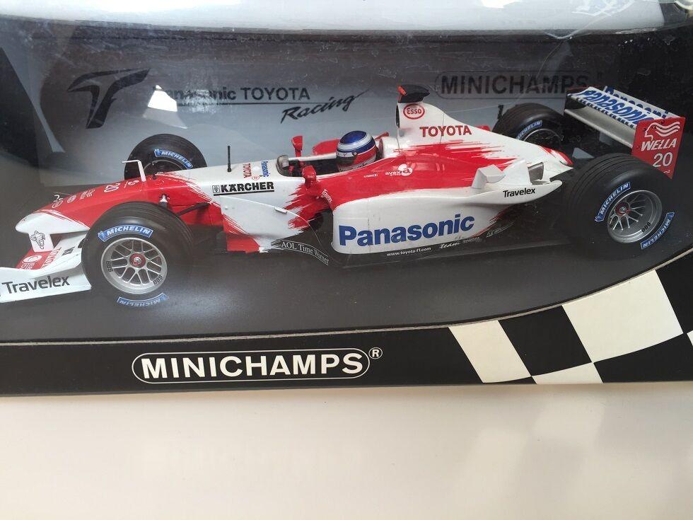 1 18 Panasonic Toyota Racing TF103 O. Panis 100030020