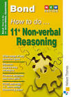 Bond How to Do 11+ Non-Verbal Reasoning by Alison Primrose (Paperback, 2007)