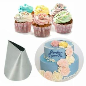 Tool-Ice-Cream-Pastry-Making-Rose-Petals-Nozzles-Cake-Decorating-Icing-Piping