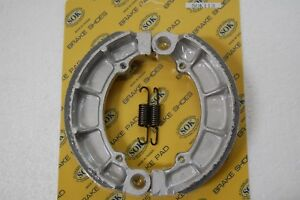 Rear Grooved Brake Shoes For Honda CB750 A Hondamatic 76-78