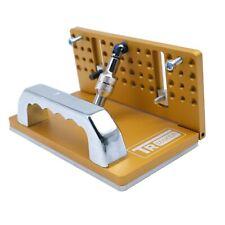Tr Maker Belt Grinder Adjustable Knife Grinding Jig Gold Color