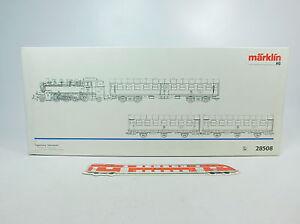 AH165-2-Maerklin-Marklin-H0-Leerkarton-28508-Zugpackung-Nahverkehr