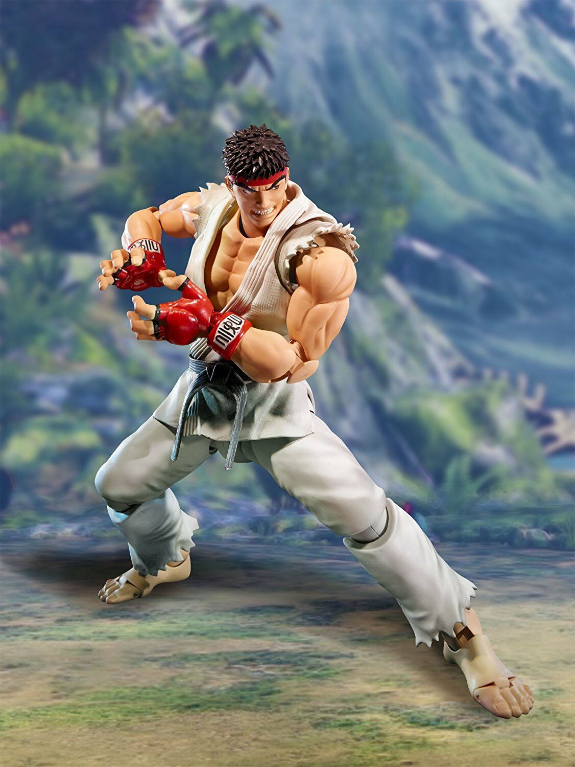 Bandai Bandai Bandai S.H.Figuarts Street Fighter V  Ryu Japan version 4fb62f