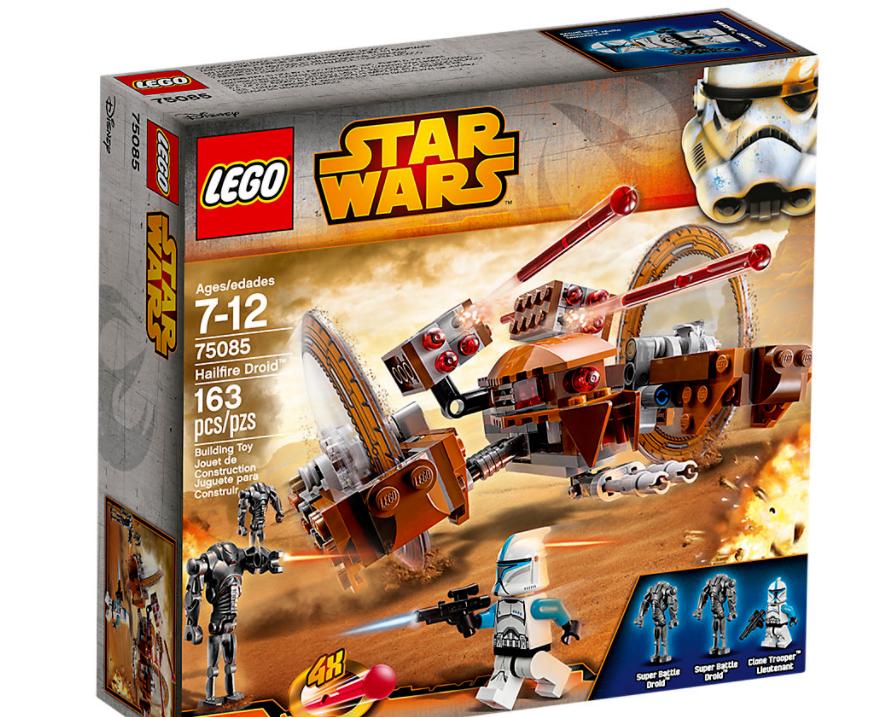 Lego Lego Lego Star Wars 75085 Hailfire Droid NEW d26584