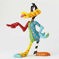 Looney Tunes Daffy Duck By Britto Figurine, 7.25 Inches High, In Box 4052547