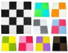 20Pcs Eva Foam Mat Soft Floor Tiles Interlocking Play Kids Baby Mats Gym 31X31cm