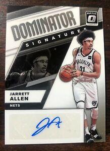 2019-20-Donruss-Optic-Jarrett-Allen-Dominator-Signature-Auto-Card-49