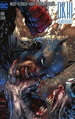 DC Comics Dark Knight DK III The Master Race #6 NM
