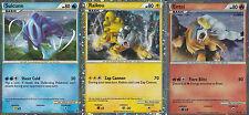 LEGENDARY RARES HGSS Promo Pokemon Cards Entei Suicune Raikou