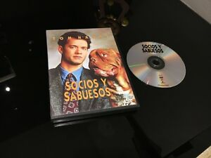 Tom Hanks DVD Partner Y Segugi