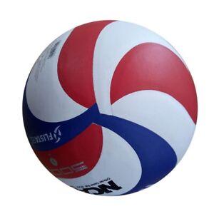 Volley-ball Molten ballon officiel 5000 Taille 5 Intérieur/Extérieur Volley jeu Simili-Cuir Doux