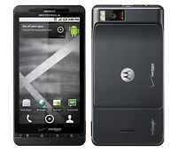 New Verizon Motorola Droid X MB810 Android Smartphone