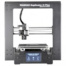 Wanhao Duplicator i3 Plus 3D Printer Free 1 roll Filament