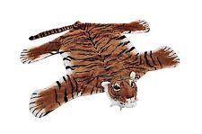 Decorative Safari Plush Tiger Decorative Rug