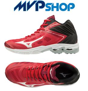 Mizuno Wave Lightning Z5 Mid Rosso V1GA190562 | Pallavolo