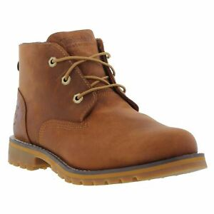 £ impermeable 140 A12es210 Brown Chukka Rrp Larchmont Timberland Uq6Y6P