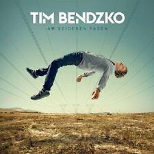 TIM BENDZKO - AM SEIDENEN FADEN  CD  14 TRACKS DEUTSCH-POP  NEU
