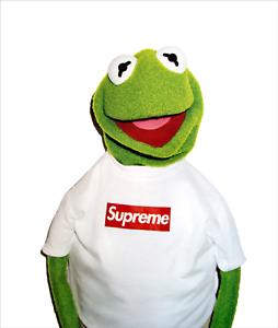 Kermit Supreme Kermit The Frog A3 Poster Print 260gsm | EBay