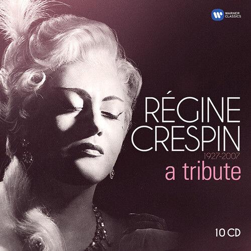 Portrait - 10 DISC SET - Regine Crespin (CD New)