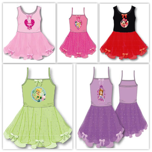 Disney Minnie Princesse Sofia Fées Peppa Pig Fille Robe Costume Tout Neuf Cadeau