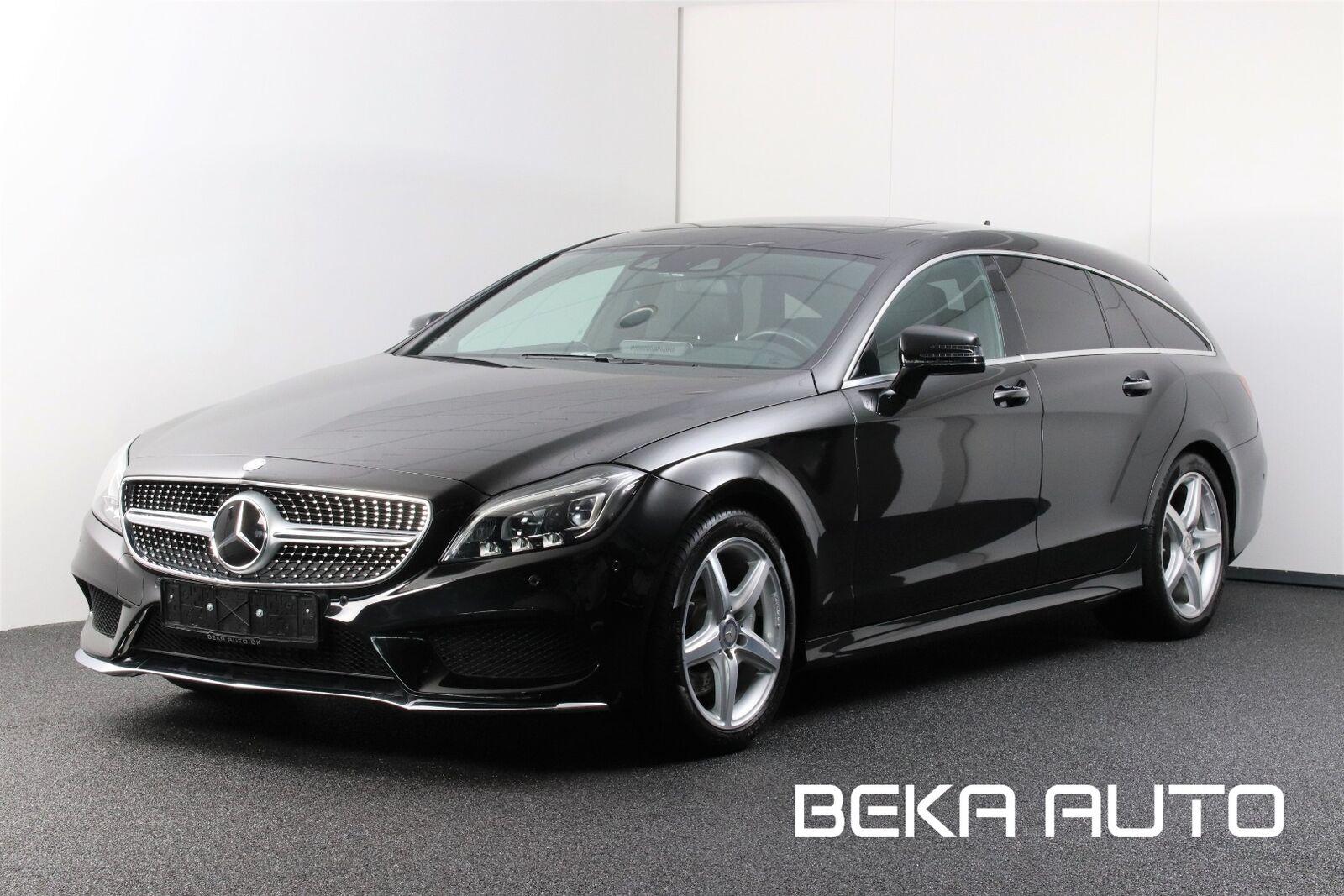 Mercedes CLS350 3,0 BlueTEC SB aut 4-M 5d - 579.800 kr.