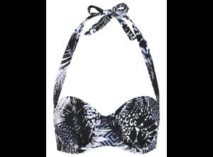 b2e18ab506 George Palm Print Multiway Bikini Size 38D/DD & High Leg Bikini ...
