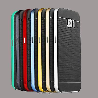 Ultra Thin Soft Rubber Matte PC Bumper Case Cover For Samsung Galaxy S6 S6 Edge