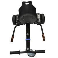 """Go Kart Adjustable Holder Stand Seat For 6.5-10"""" Self Balance Scooter"""