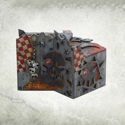 Forte Orc Inner Corner Wall 45 ° Orkenburg Kromlech Hdf Tabletop Scenics Krts 015-mostra Il Titolo Originale Con Le Attrezzature E Le Tecniche Più Aggiornate
