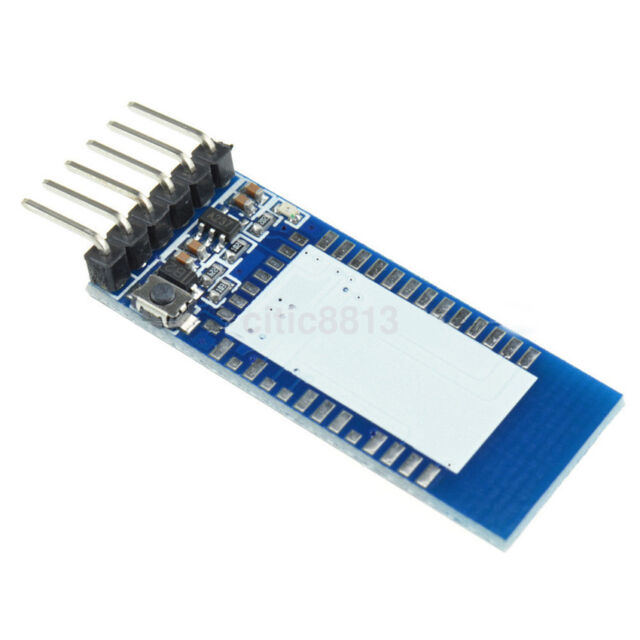 1x Interface Base Board Serial Transceiver Bluetooth Module HC-05 06 Arduino UNO