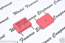 4pcs - WIMA MKS4 0.22uF (0,22µF 220nF) 400V 5% pitch:15mm Polyester Capacitor