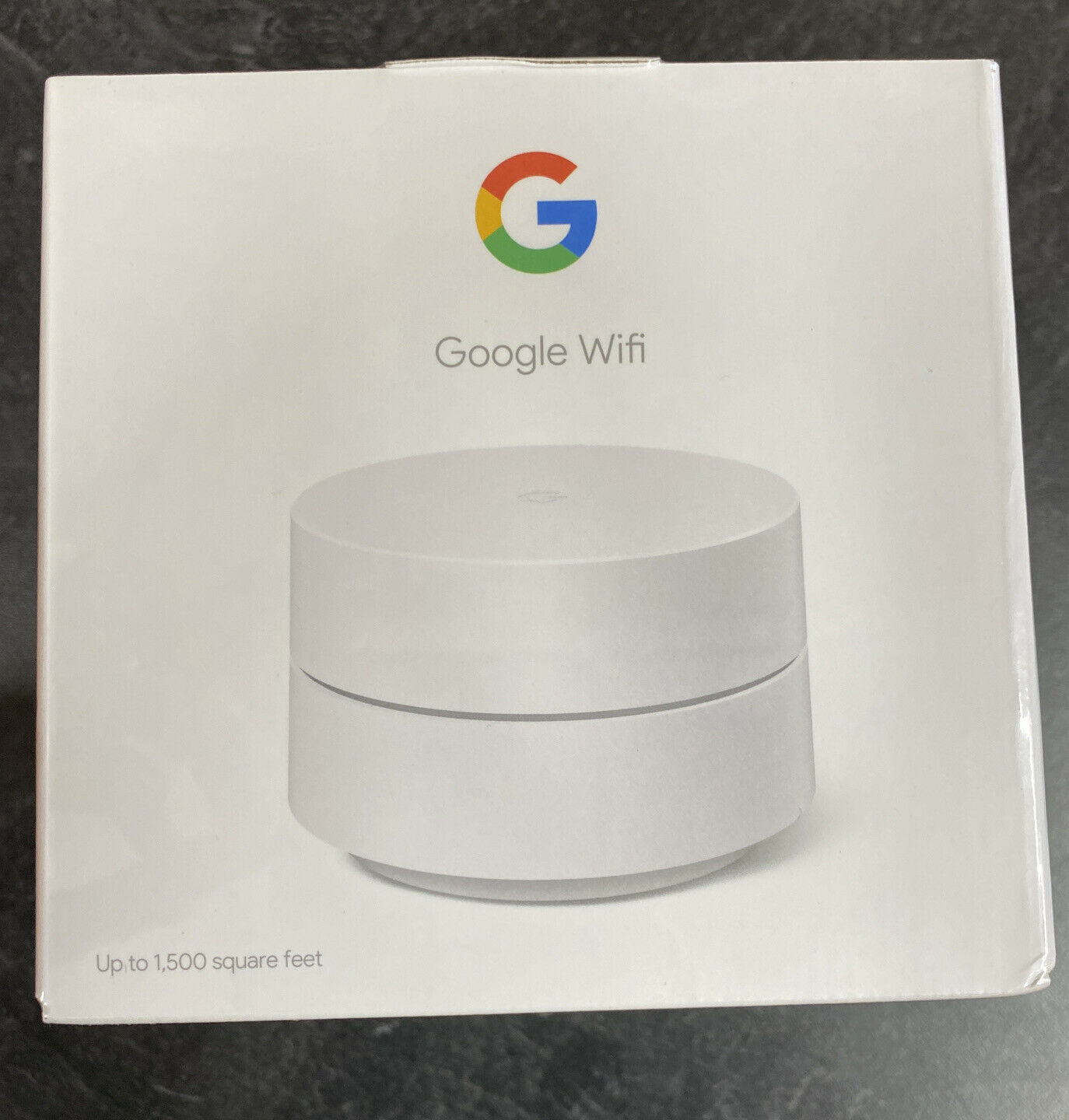 New Google WiFi Mesh Network System Router Point GA02430-US SEALED. Buy it now for 69.00