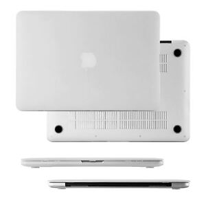 Details about HARD SHELL CASE FOR MACBOOK PRO 13 INCH HARD CASE MID 2012  A1278 - FROSTED CLEAR